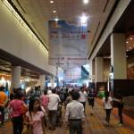 Pet Expo Hallway