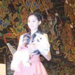 Beautiful Pet Show model