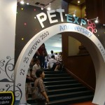 Pet Expo Entrance
