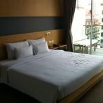 Hotel Vista bed