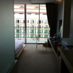 Club Luxx room entrance view