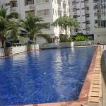 City home swimming pool