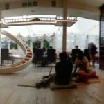 Panoramic view of Purr Cat Cafe Club