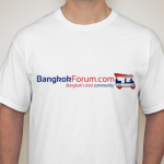 Free Tshirts at BangkokForum.com
