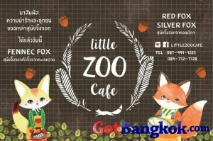 Little Zoo Cafe Bangkok