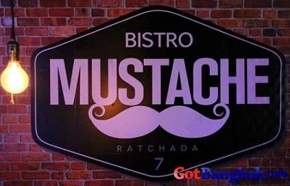 Mustache Bar Bangkok